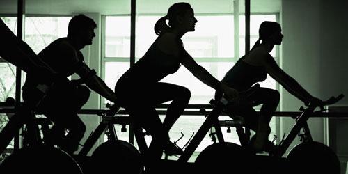 دوچرخه ثابت و لاغری