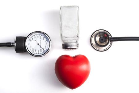 نمک و فشار خون
