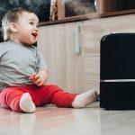 استفاده از بخور سرد در زمان سرما خوردگی نوزادان