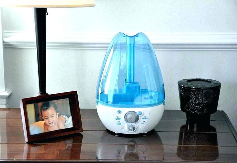 فواید دستگاه بخور برای کودکان و نوزادان