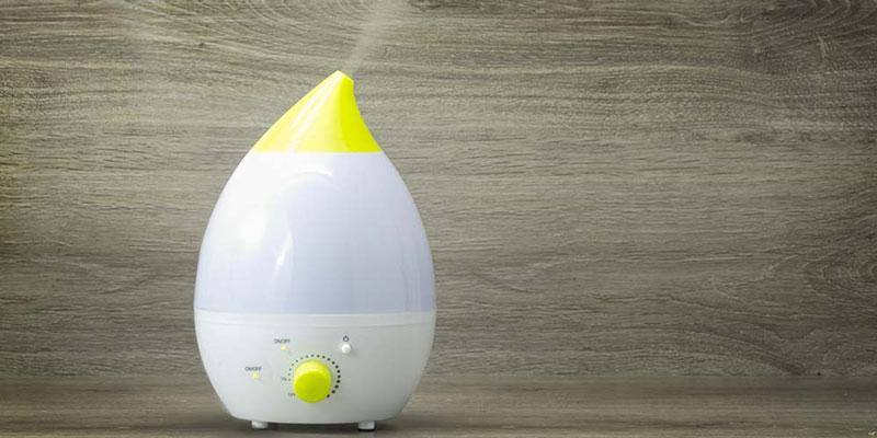 دستگاه بخور و کاهش آلودگی هوا