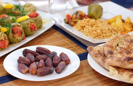 رژیم غذایی سالم در ماه رمضان برای سلامت روزه داران