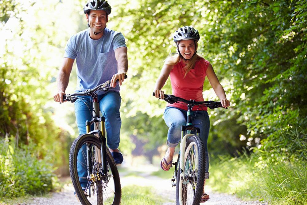 اثرات مثبت دوچرخه سواری روی جسم و روح