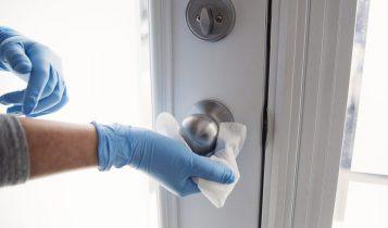 ضد عفونی کردن خانه بعد از بیماری