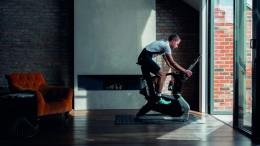 ۴ تمرین دوچرخه ثابت که چربی را میسوزاند