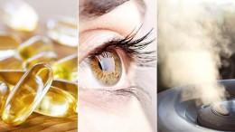 تاثیر دستگاه بخور گرم یا بخور سرد بر درمان خشکی چشم