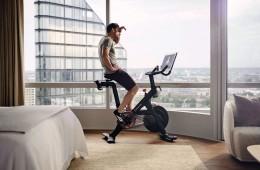 مزایای استفاده از دوچرخه ثابت در منزل