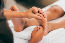 فواید استفاده از ماساژور پا