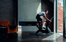 به وسیله ورزش با دوچرخه ثابت لاغر شوید