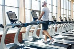۴ روش کاهش وزن با تمرین تردمیل