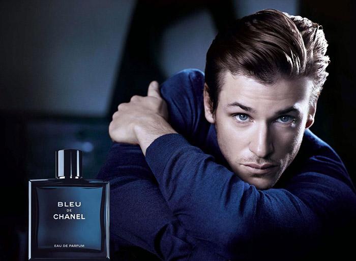 Bleu De Chanel EDP poster 2 پوستر عطر ادکلن بلو شنل ادوپرفیوم