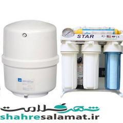 دستگاه تصفیه آب خانگی دلفین TS 6 RO STAR