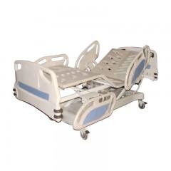 تخت بیمار برقی سه شکن تمام پلاستیک - مدل 101