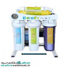 دستگاه تصفیه آب خانگی اﺳﻤﺰﻣﻌﮑﻮس TS 6 RO ECOFI
