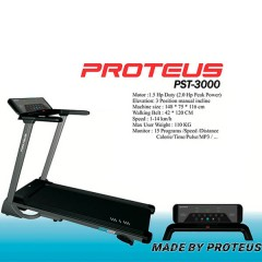 تردمیل خانگی پروتئوس مدل PST-3000