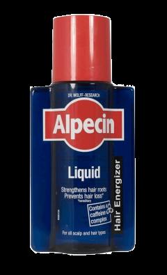 محلول لیکوئید کافیین آلپسین