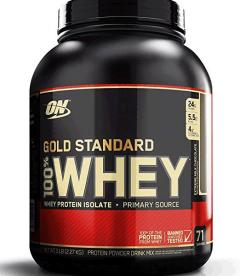 پودر پروتئین وی گلد استاندارد 100% Whey Gold Standard