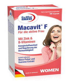ماکاویت اف مخصوص بانوان Macavit F For Women