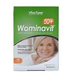 ومیناویت اورجینال بالای 50 سال +WominaVit 50