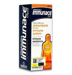 شربت ایمیونس ویتابیوتیکس Vitabiotics Immunace Syrup