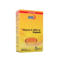 ویتامین E 400 یوروویتال Eurho Vital Vitamin E 400