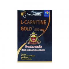 ال کارنیتین گلد 500 میلی گرم  L-Carnitine Gold 500mg