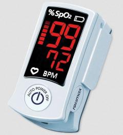دستگاه پالس اکسیمتر رزمکس SB100